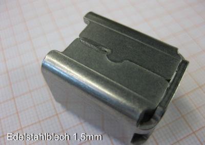 Edelstahlblech 1,5mm