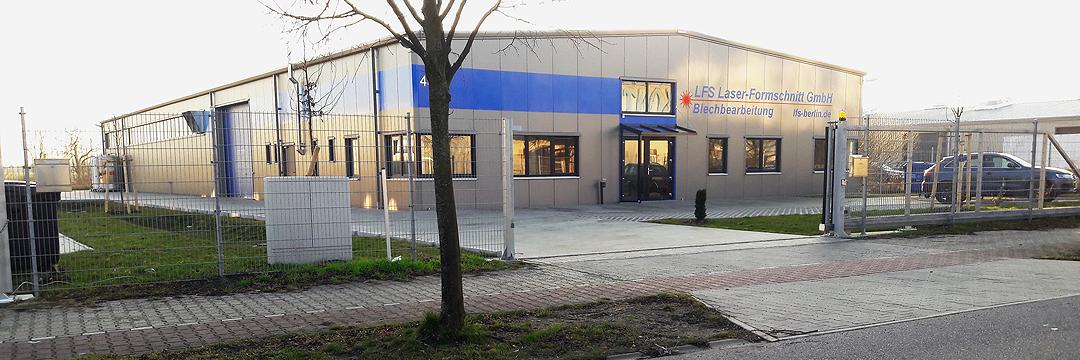LFS-GmbH Firmengebäude